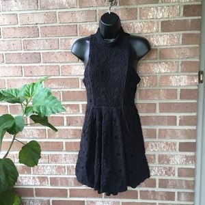 Urban Outfitters Kimichi Blue Little Black Dress